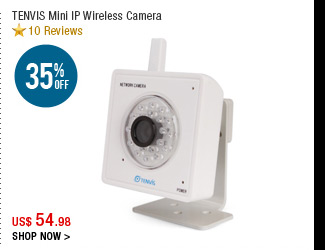 TENVIS Mini IP Wireless Camera