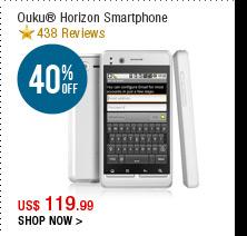 Ouku® Horizon Smartphone