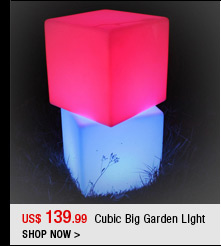 Cubic Big Garden LIght