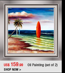 Oil Painting (set of 2)