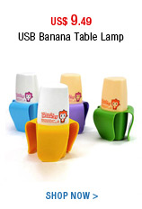 USB Banana Table Lamp