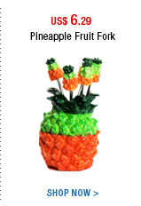 Pineapple Fruit Fork