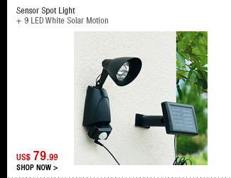 Sensor Spot Light