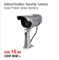 Indoor/Outdoor Security Camera