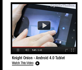 Knight Onion - Android 4.0 Tablet