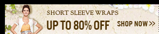 Short Sleeve Wraps