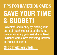Save Your Time & Budget!