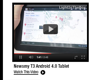Newsmy T3 Android 4.0 Tablet