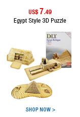 Egypt Style 3D Puzzle