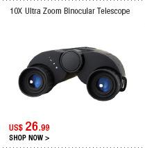 10X Ultra Zoom Binocular Telescope