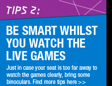 Be Smart Whilst You Watch The Live Games!