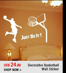 Decorative Basketball Wall Sticker