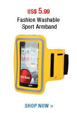 Fashion Washable Sport Armband