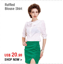 Ruffled Blouse Shirt