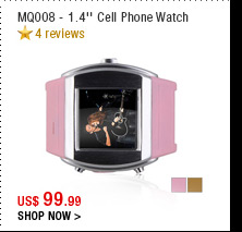 MQ008 - 1.4'' Cell Phone Watch