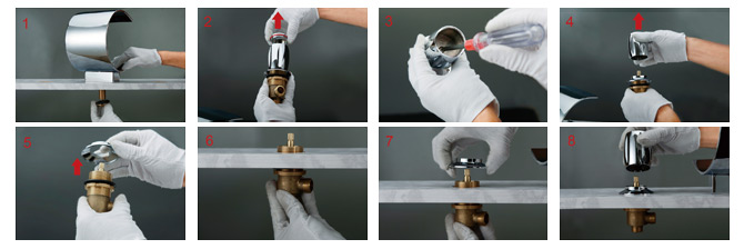 7 Faucet Finishes For Fabulous Bathrooms: Faucets Buying Guide From LightInTheBox.com