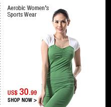 Aerobics Women's Sports Wear