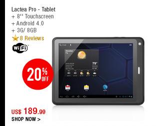 Lactea Pro - Tablet