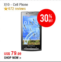 X10 - Cell Phone