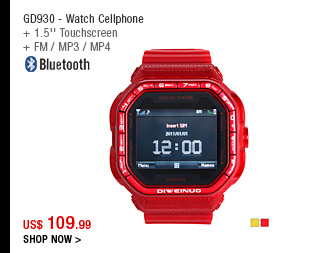 GD930 - Watch Cellphone