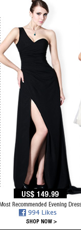 Most Recommended Evening Dress