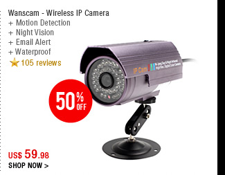 Wanscam - Wireless IP Camera