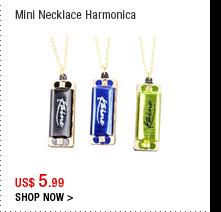 Mini Necklace Harmonica