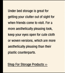 Shop For Storage Products