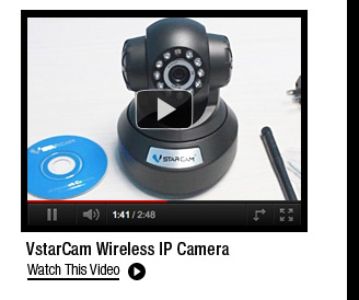 VstarCam Wireless IP Camera