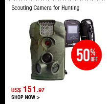 Scouting Camera for Hunting