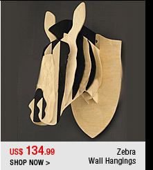 Zebra Wall Hangings