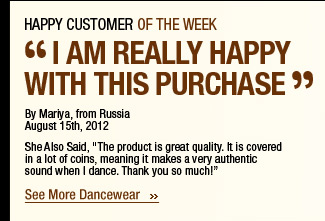 Happy Customer Of The Week