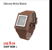 Silicone Wrist Watch