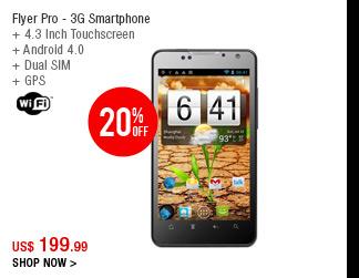 Flyer Pro - 3G Smartphone