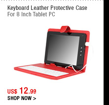 Keyboard Leather Protective Case