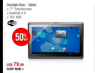 Starlight Blue - Tablet