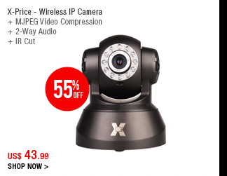 X-Price - Wireless IP Camera
