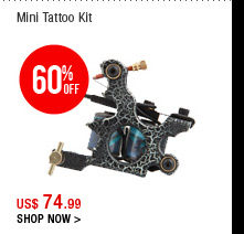 Mini Tattoo Kit