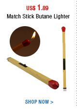 Match Stick Butane Lighter
