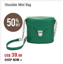 Shoulder Mini Bag