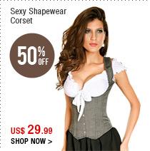 Sexy Shapewear Corset