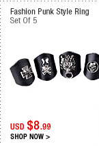 Fashion Punk Style Ring