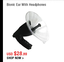 Bionic Ear With Headphones