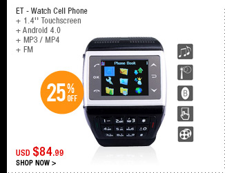 ET - Watch Cell Phone