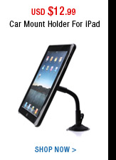 Car Mount Holder For iPad