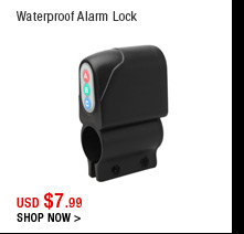 Waterproof Alarm Lock