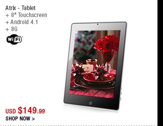 Atrix - Tablet