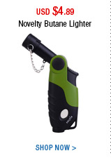 Novelty Butane Lighter