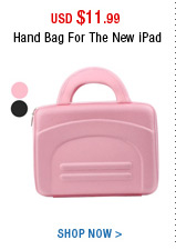 Hand Bag For The New iPad