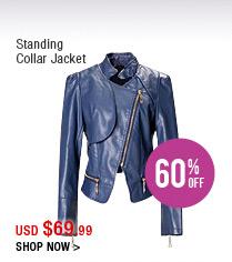 Standing Collar Jacket